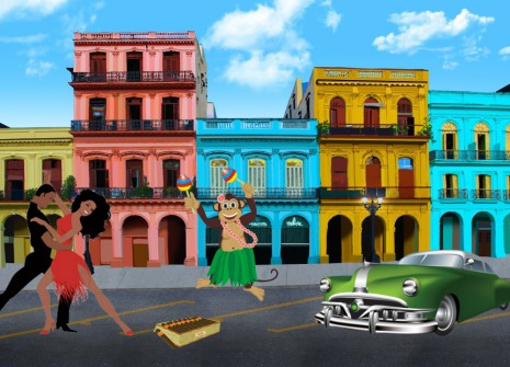 Treat your companions to a vacation in Cuba throughout the month!